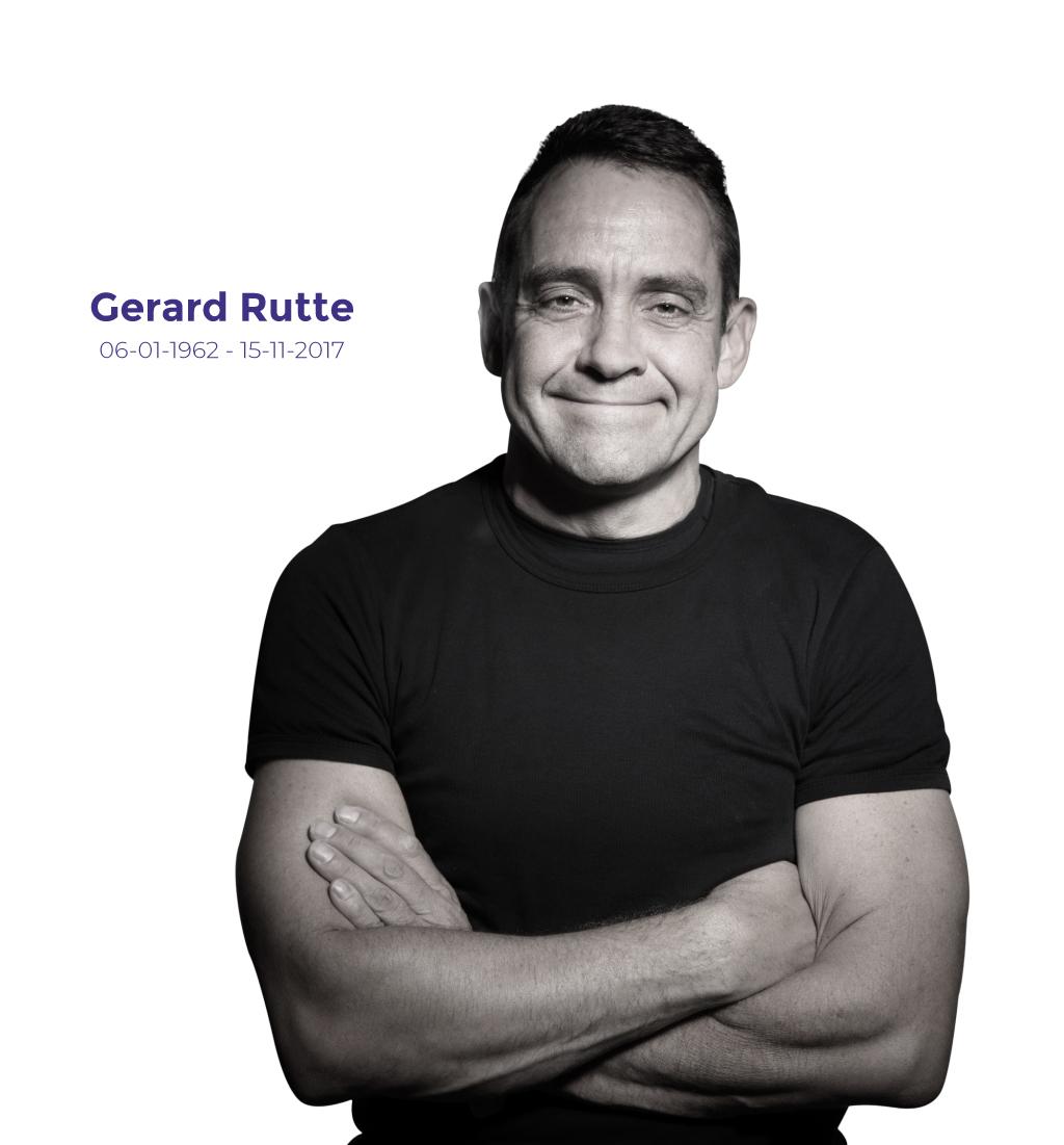 In memoriam: Gerard Rutte