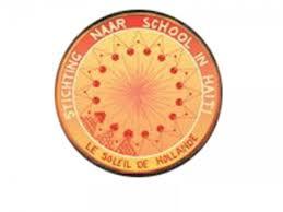 Naar school in Haiti logo.png